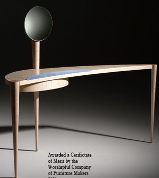 Gary Adams dressing table