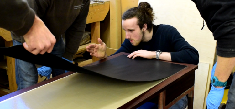 Video testimonial with student Alex Clough-Whelan