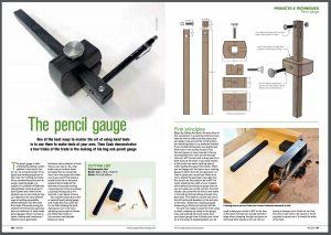 Theo Cook Pencil Gauge F&C