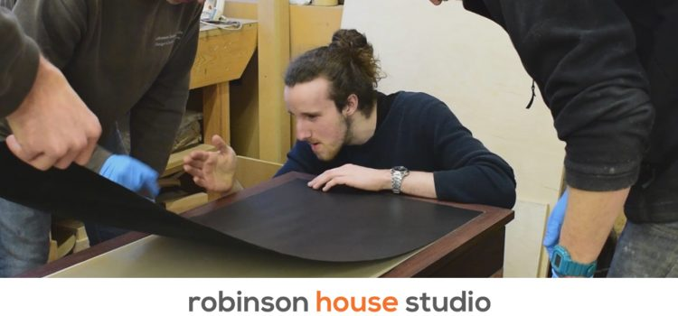 Video testimonial with student Alex Clough-Whelan