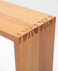 Theo Cook's award winning console table