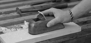 How to make a wooden hand plane weekend
