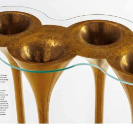 F&C article on Anna Dugard's Nahas Console Table